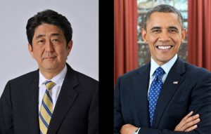 abe obama smile is different because culture-related