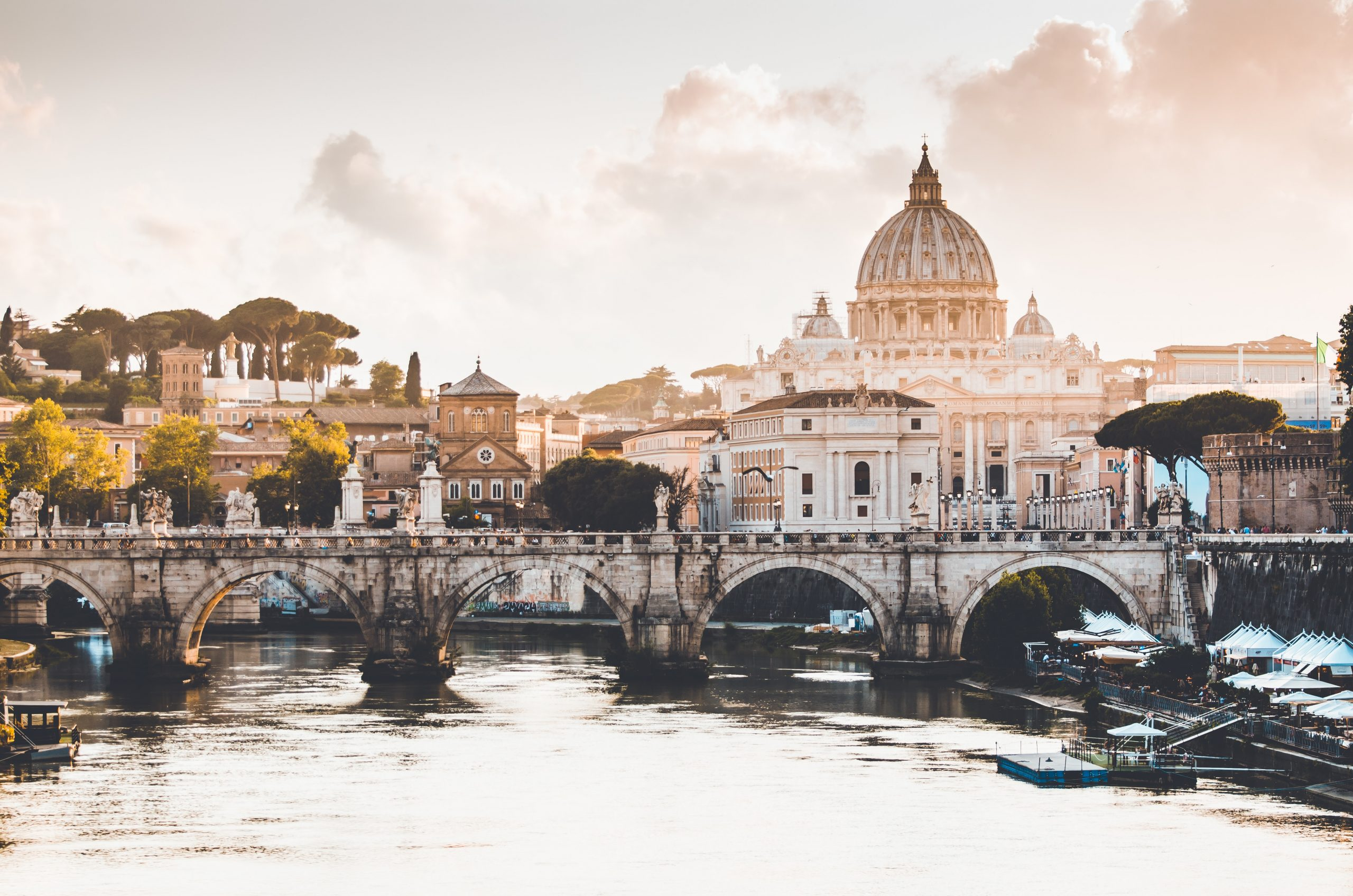 Moving to Rome