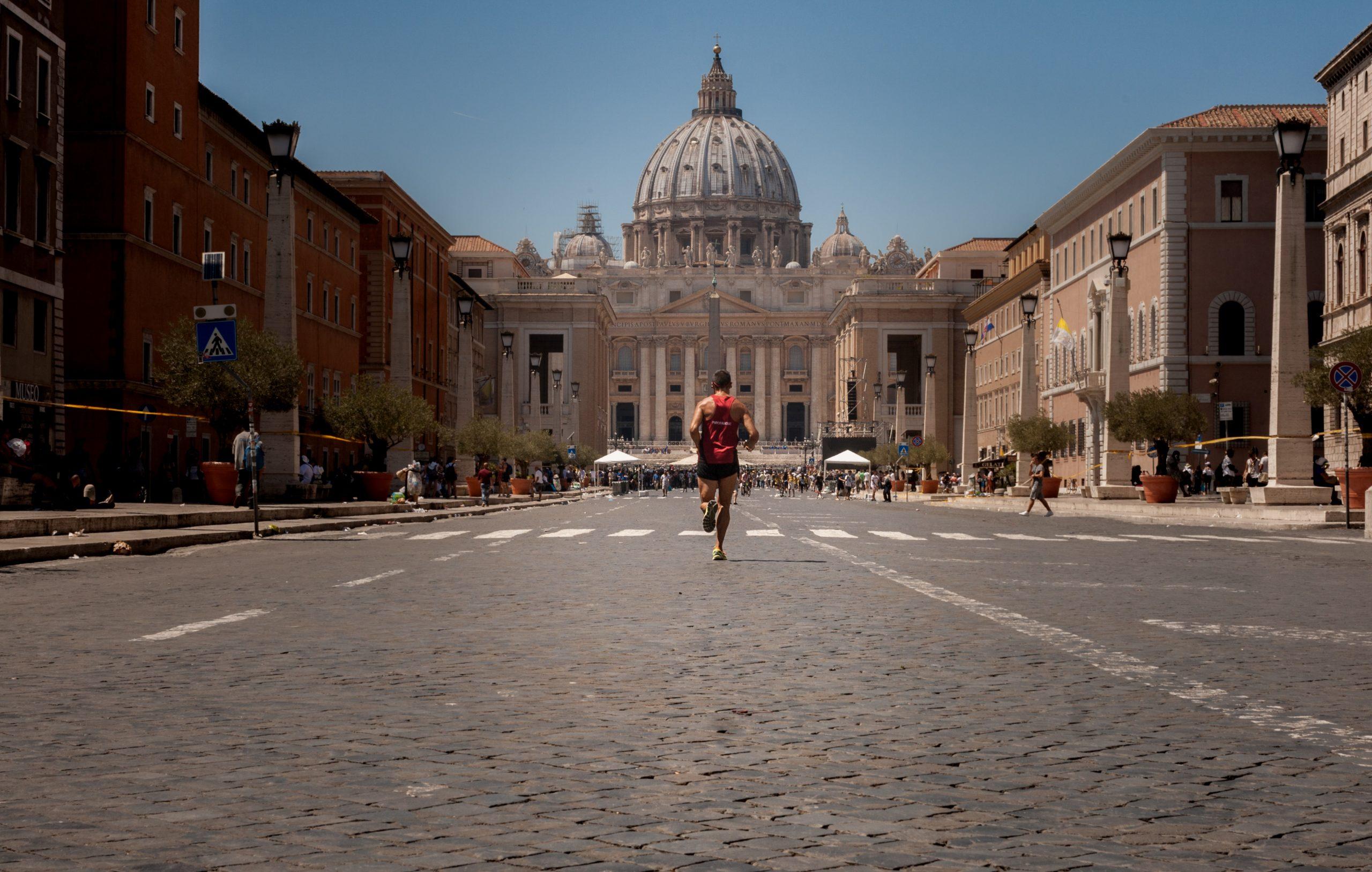 sampietrini moving to rome